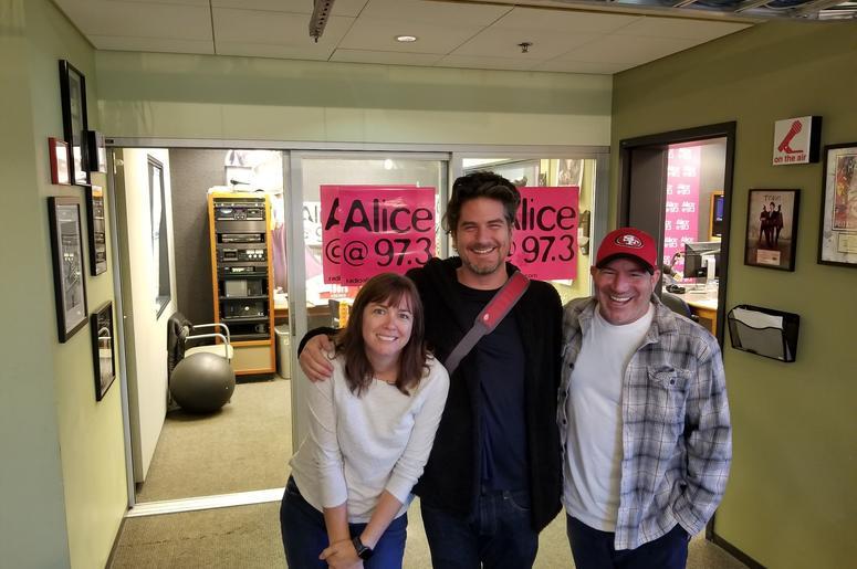 Matt Nathanson With Sarah And Vinnie
