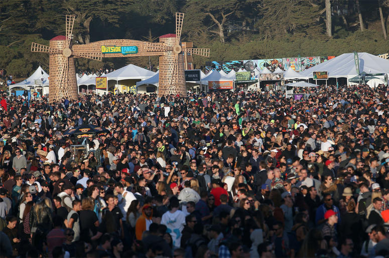 Outside Lands Music and Arts Festival
