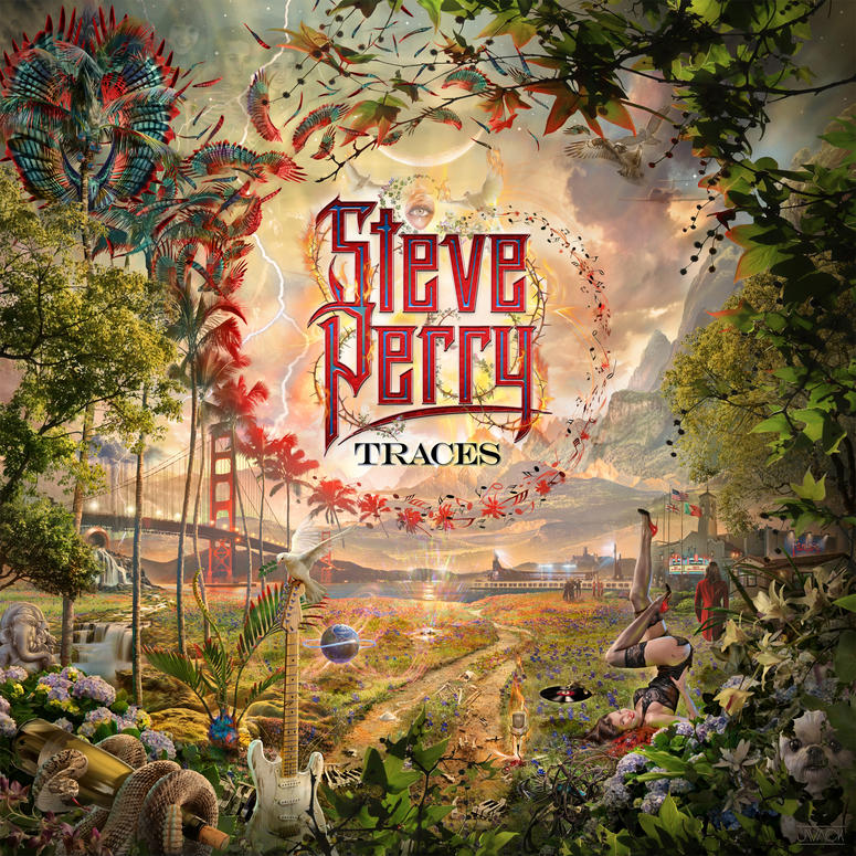 Steve Perry 'Traces'