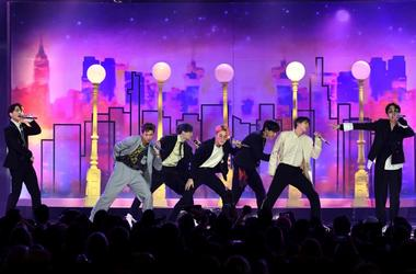 BTS at the 2019 Billboard Music Awards