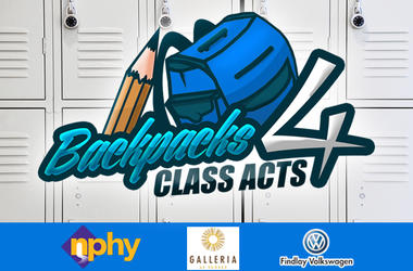 Backpacks 4 Class Act