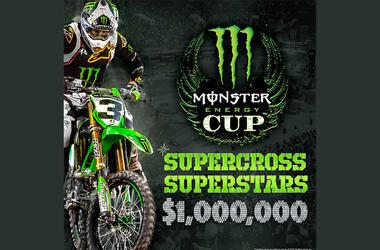 Monster Energy Cup