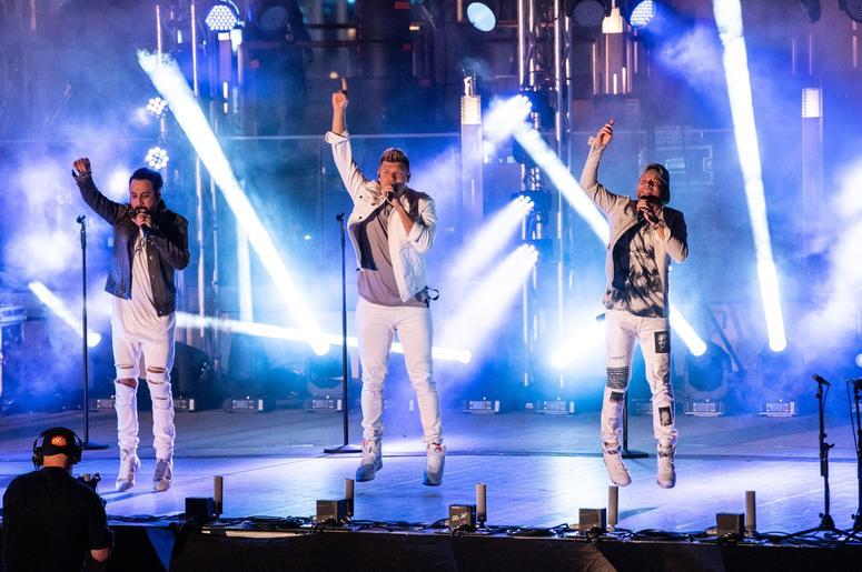 SPF 2018; Backstreet Boys
