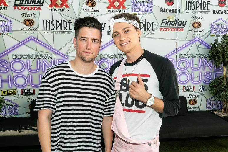 Logan Henderson; Sound House, Sept. 22, 2018