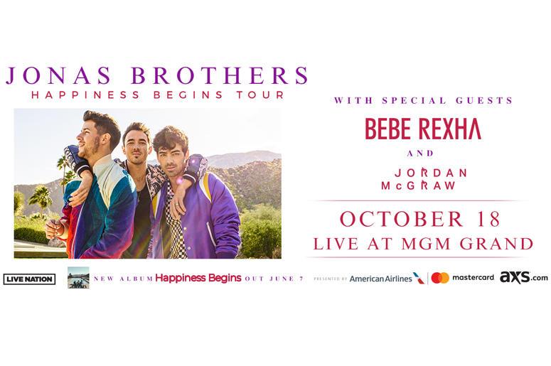 Jonas Brothers Happiness