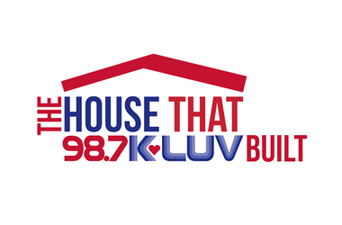 The House That 98.7 KLUV Built