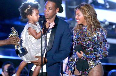 Beyonce, Jay-Z, Blue