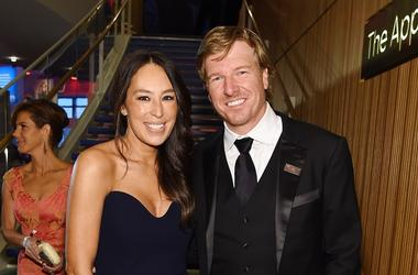 NEW YORK, NEW YORK - APRIL 23: Joanna Gaines and Chip Gaines attend the TIME 100 Gala 2019 Cocktails at Jazz at Lincoln Center on April 23, 2019 in New York City.