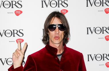 LONDON, ENGLAND - MAY 23: Richard Ashcroft attends The Ivors 2019 at Grosvenor House on May 23, 2019 in London, England.