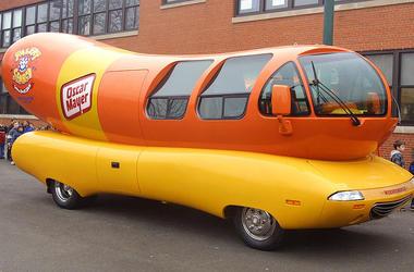 Oscar Meyer Wiener Mobile