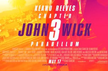 """""""John Wick: Chapter 3 - Parabellum"""""""