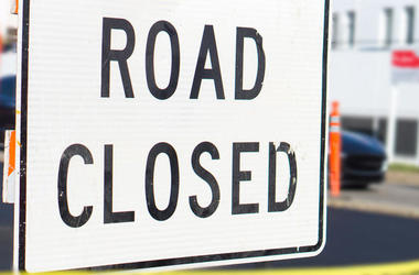 Highway 75 to close
