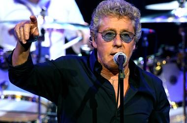 Roger Daltrey of The Who