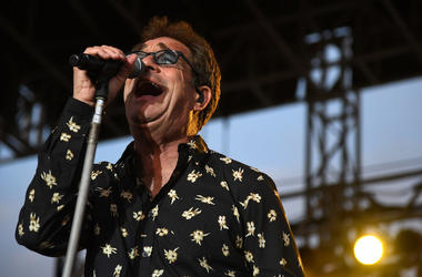 Huey Lewis, Huey Lewis and the News, Concert, Singing, CareerBuilder Challenge golf tournament, 2018