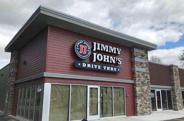 Jimmy John's, Restaurant, Exterior, Cloudy, 2019
