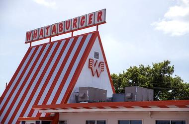 Whataburger, Corpus Christi, Restaurant, 2019