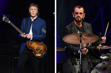Paul McCartney / Ringo Starr