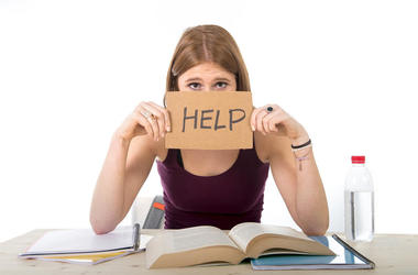 Student Asking For Help