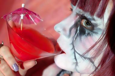 zombie_drinking
