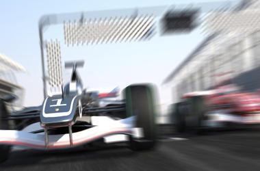 Formula 1, Race Car, Blurry, Track, Finish Line