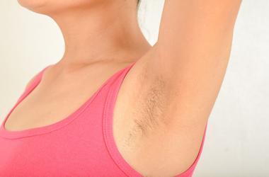 Hairy armpits and Black spots