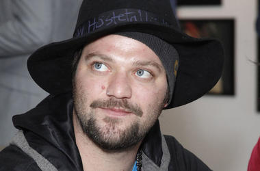 Bam Margera, Close Up, Art Exhibition, 2012