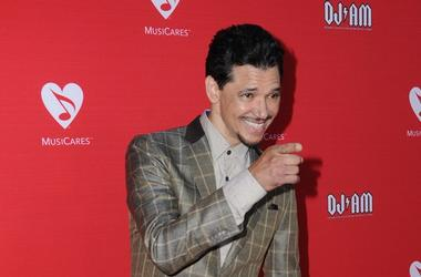 19 May 2016 - Los Angeles, California - El Debarge. Arrivals for the 12th Annual MusiCares MAP Fund Benefit Concert Honoring Smokey Robinson held at The Novo by Micosoft.