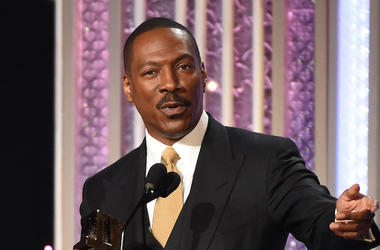 Eddie Murphy, Hollywood Film Awards, Acceptance Speech, Hollywood Career Achievement Award, 2016