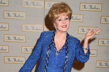 Debbie Reynolds, Red Carpet, 51st Annual Thalians Ball, 2006