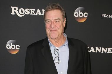 "23 March 2018 - Burbank, California - John Goodman. ""Roseanne"" Premiere Event held at Walt Disney Studios."