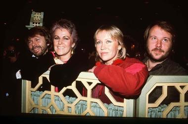 ABBA - Benny Andersson, Anni-Frid Lyngstad, Agnetha Faltskog, Bjorn Ulvaeus