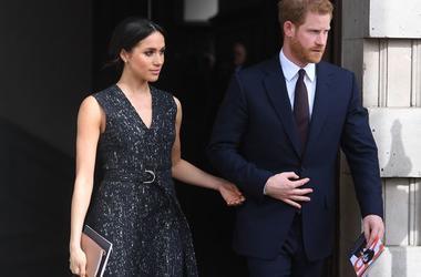 04.23.18 - Meghan Markle and Prince Harry