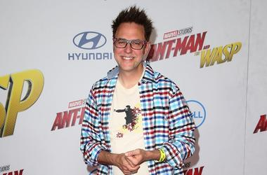 """25 June 2018 - Hollywood, California - James Gunn. """"Ant-Man and The Wasp' Los Angeles Premiere held at the El Capitan Theatre"""