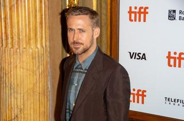 """Ryan Gosling attends the """"First Man"""" Premiere during the 2018 Toronto International Film Festival (TIFF) at Elgin Theatre in Toronto, Ontario, Canada, on September 10, 2018"""