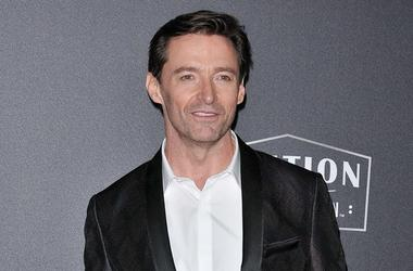 Hugh Jackman arrives at the 22nd Annual Hollywood Film Awards held at the Beverly Hilton in Beverly Hills, CA on Sunday, November 4, 2018