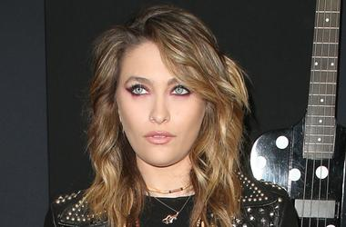 """18 March 2019 - Hollywood, California - Paris Jackson. The Premiere Of Netflix's """"The Dirt"""" held at The Wolf Theatre at The ArcLight Cinemas Cinerama Dome."""