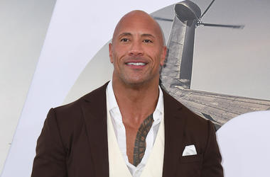 Dwayne Johnson, The Rock, Red Carpet, Fast & Furious Presents: Hobbs & Shaw, Premiere, 2019