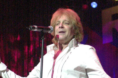 Eddie Money, Concert, Cleveland, Rock to the Rescue, 2002