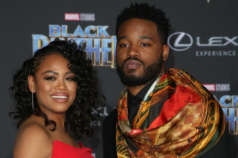 Zinzi Evans and Ryan Coogler
