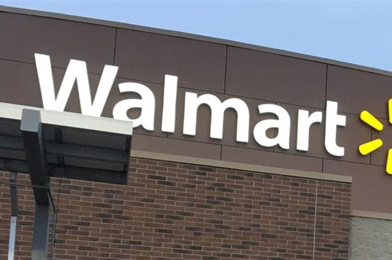 Texas Woman Cruises Walmart Parking Lot on Motorized Scooter