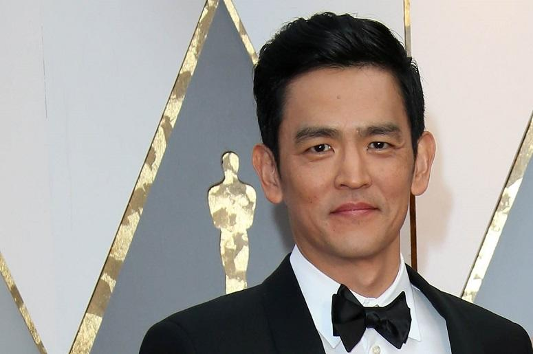Feb 26, 2017; Hollywood, CA, USA; John Cho on the red carpet during the 89th Academy Awards at Dolby Theatre