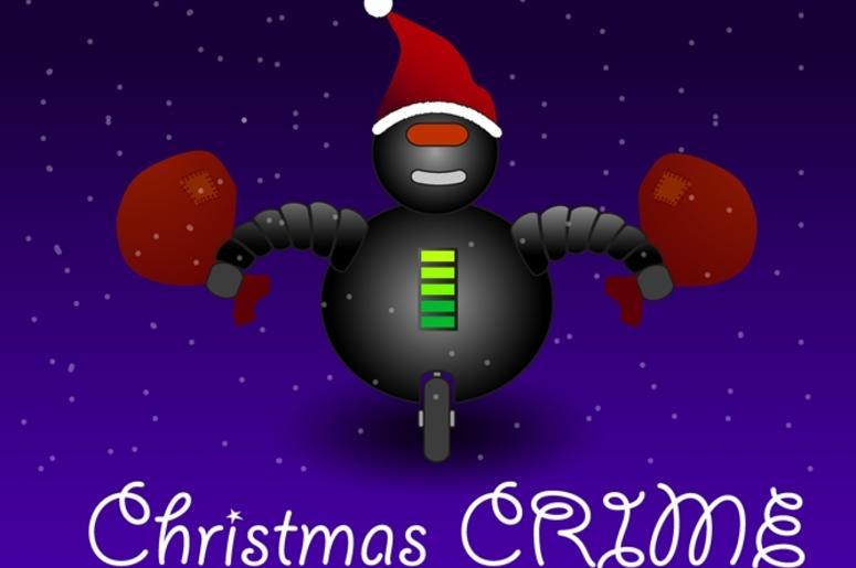 Crime on Christmas