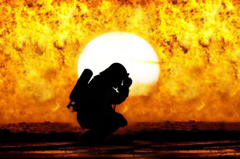 A Firefighter Prayer