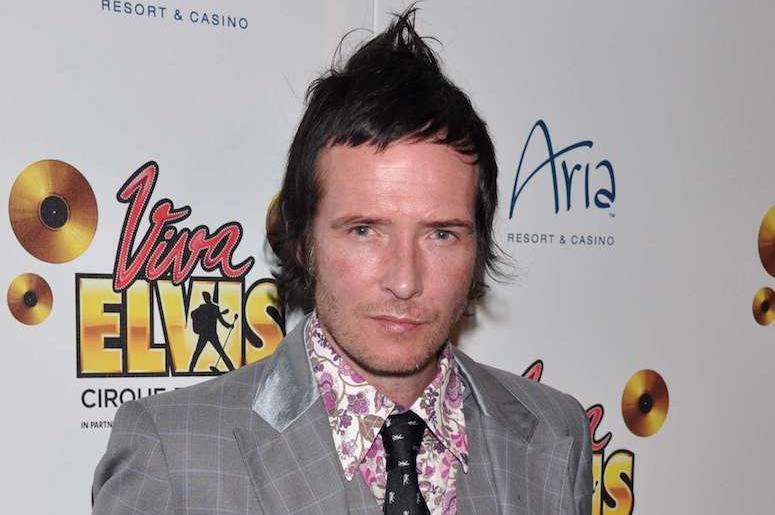 Scott Weiland, Red Carpet, Viva Elvis, 2010