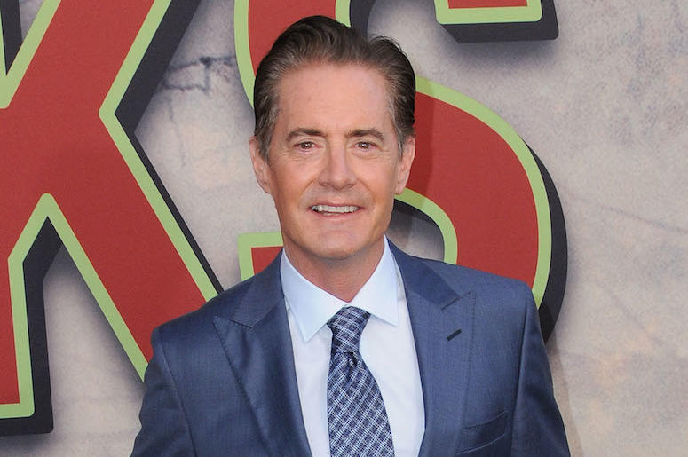Kyle MacLachlan, Red Carpet, Twin Peaks, Premiee, Showtime, 2017