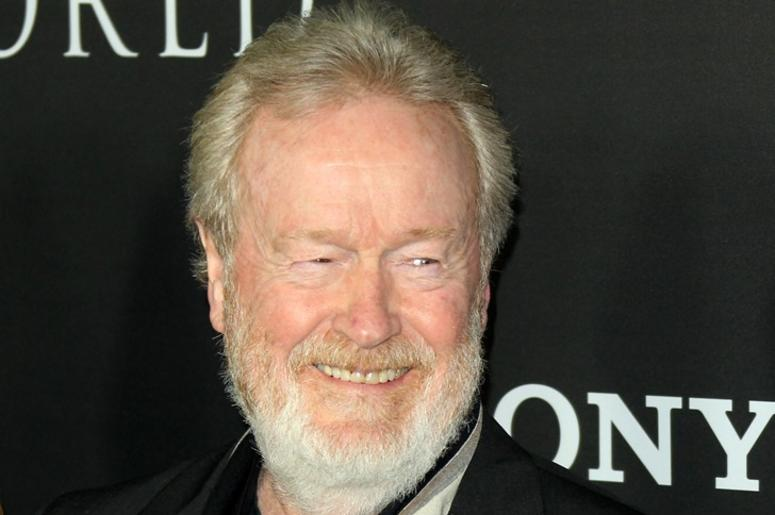 """18 December 2017 - Beverly Hills, California - Director Ridley Scott. """"All The Money In The World"""" Premiere held at the Academy's Samuel Goldwyn Theatre in Beverly Hills"""