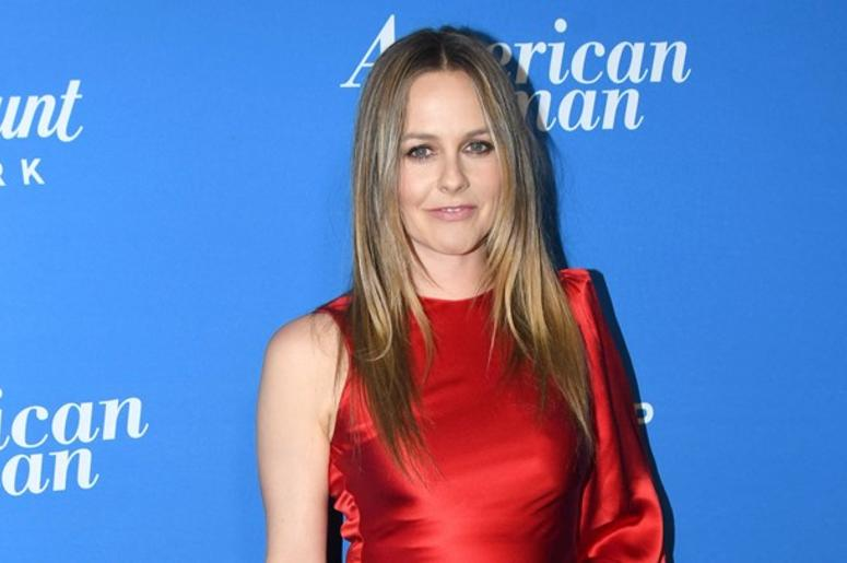 """31 May 2018 - Hollywood, California - Alicia Silverstone. """"American Woman"""" Premiere Party held at Chateau Marmont."""