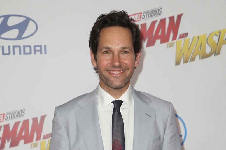 """25 June 2018- Hollywood, California - Paul Rudd. Premiere Of Disney And Marvel's """"Ant-Man And The Wasp"""" held at El Capitan Theatre"""