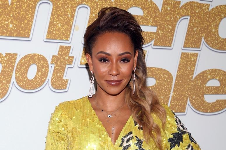 """04 September 2018- Hollywood, California - Mel B. """"America's Got Talent"""" Season 13 Live Show held at The Dolby Theatre."""