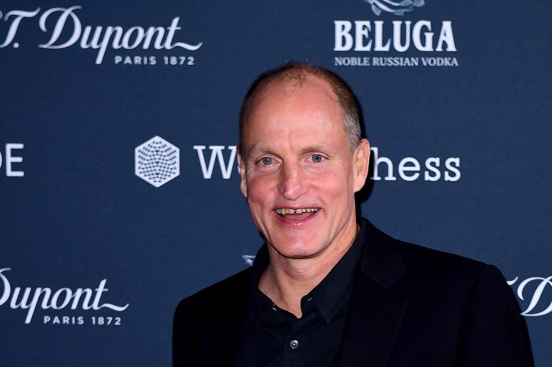 Woody Harrelson Did The 10 Year Chellenge Using The New Zombieland
